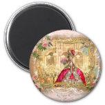 Queen Marie Antoinette Versailles Party Magnet