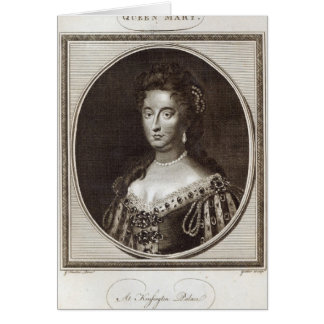Queen Mary at Kensington Palace Card