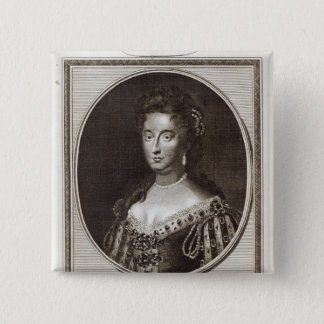 Queen Mary at Kensington Palace Pinback Button
