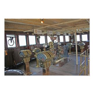 Queen Mary Bridge Photo Art