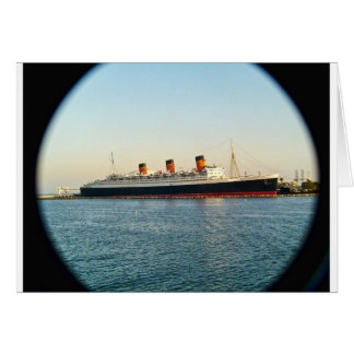 Queen Mary Card