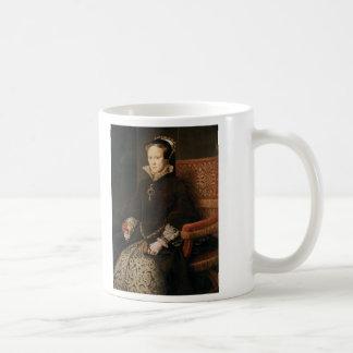 Queen Mary I of England Maria Tudor by Antonis Mor Coffee Mug
