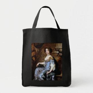 Queen Mary II de sir Peter Lely Bolsas De Mano