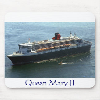 Queen Mary II Mouse Pad