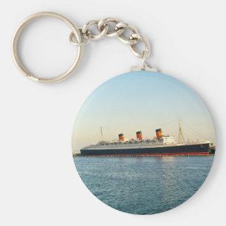 Queen Mary Llavero Redondo Tipo Pin