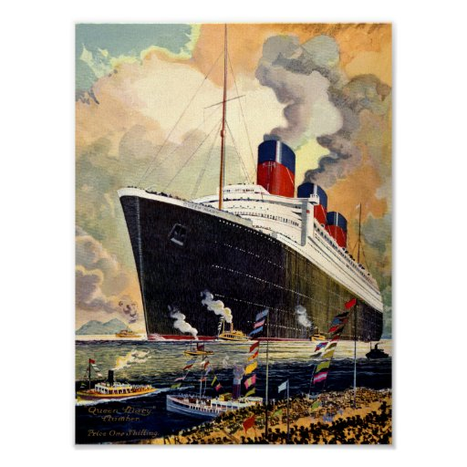 Queen Mary Póster