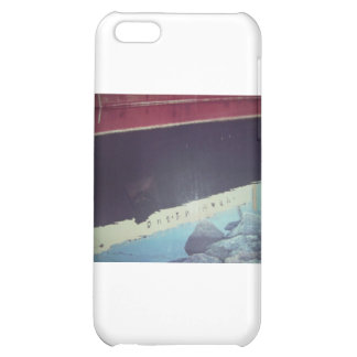 Queen Mary Reflection Case For iPhone 5C