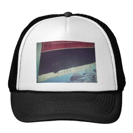 Queen Mary Reflection Trucker Hat