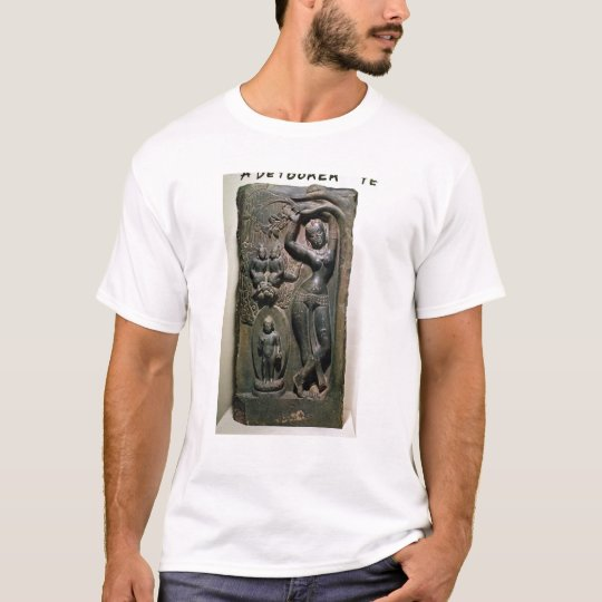 Queen Maya giving birth to the future Buddha T-Shirt