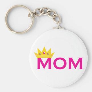 Queen Mom Keychain