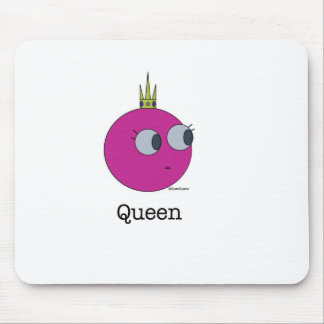 Queen_monster.010 Mouse Pad