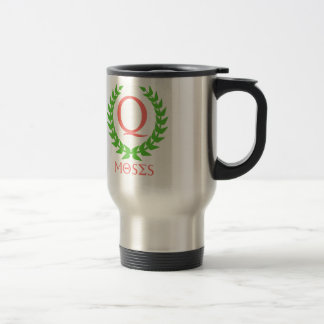 Queen Moses 15 Oz Stainless Steel Travel Mug
