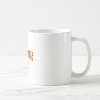 Queen Moses Classic White Coffee Mug