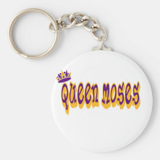 Queen Moses Keychain