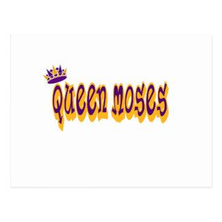 Queen Moses Postcard