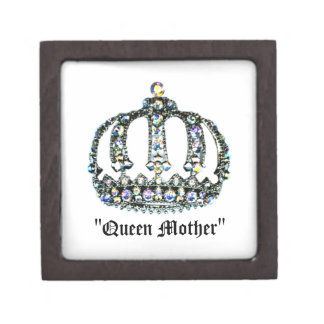 """Queen Mother"" Small Gift Box"