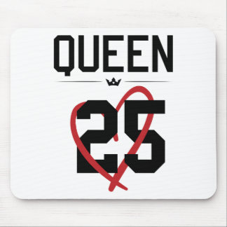 Queen Mouse Pad