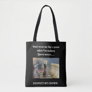 Queen Moves Tote