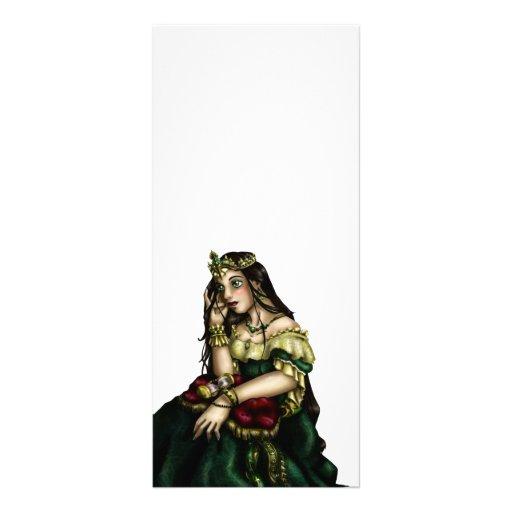Queen Nallira Rack Card