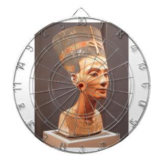 Queen Nefertiti Dartboard