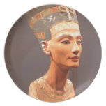 Queen Nefertiti Dinner Plate