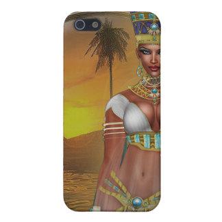 Queen Nefertiti iPhone4 Case