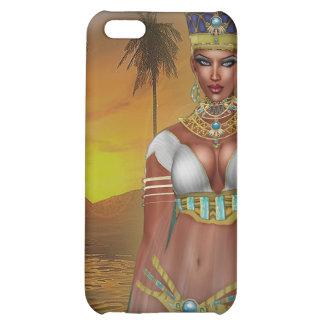 Queen Nefertiti iPhone4 Case Cover For iPhone 5C
