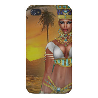 Queen Nefertiti iPhone4 Case iPhone 4 Cases