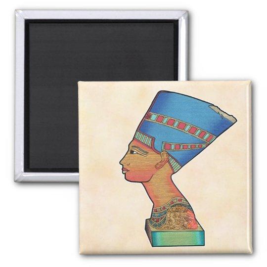 Queen Nefertiti Magnet