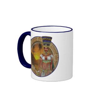 Queen Nefertiti Mug