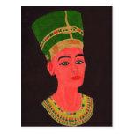 Queen Nefertiti of Egypt Postcard