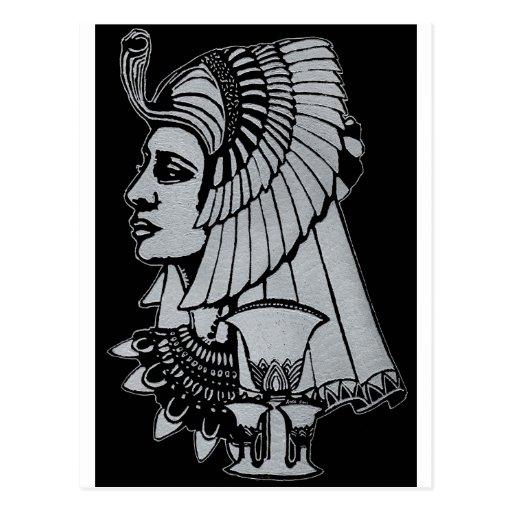 Queen Nefertiti Post Cards
