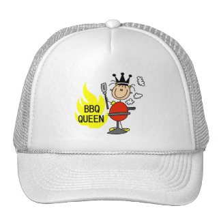 Queen of Barbequeing Hats