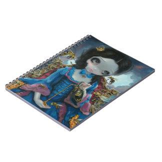 """""""Queen of Bees"""" Notebook"""
