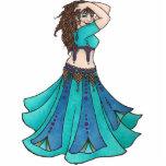 Queen of Beledi Belly Dancer Ornament
