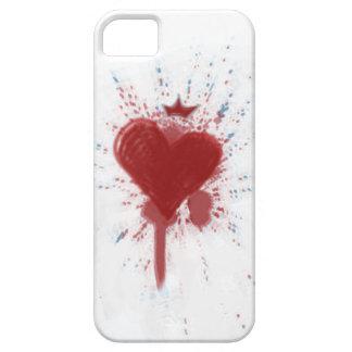 Queen of Bloody Hearts iPhone 5 Case