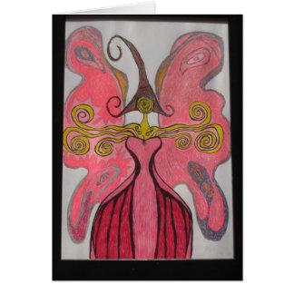 Queen of Brujas Card