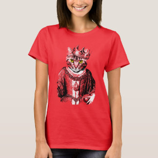 Queen of Cats T-Shirt
