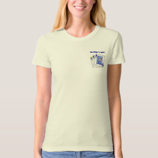 Queen of Chemo - Colon Cancer T-Shirt
