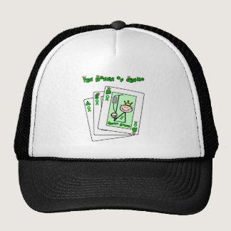Queen of Chemo Trucker Hat
