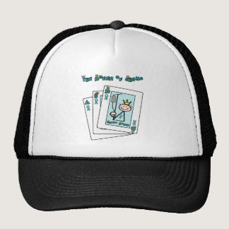 Queen of Chemo Trucker Hat