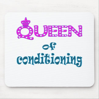 Queen of Conditioning Mouse Pad