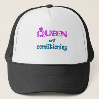 Queen of Conditioning Trucker Hat