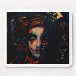 Queen of Darkness Mouse Pad