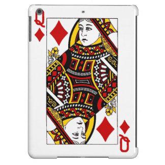 Queen of Diamonds Ipad Air Case