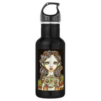 Queen of Dragons Stainless Steel Water Bottle