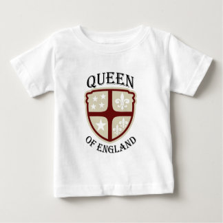 Queen Of England Baby T-Shirt