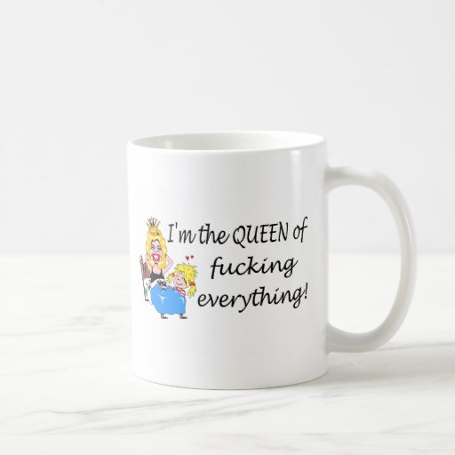 Queen of Everything Mugs