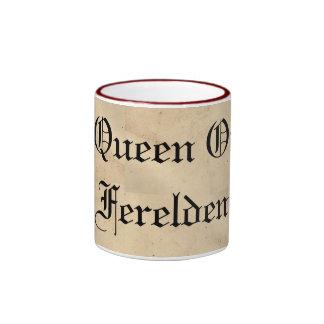 Queen Of Ferelden Coffee Mug!