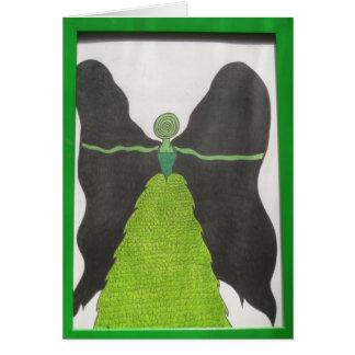 Queen of Green Card